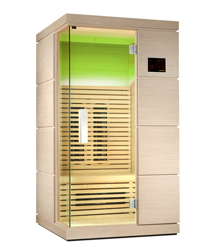 fir 1c5 products infrared sauna single person sauna. Black Bedroom Furniture Sets. Home Design Ideas